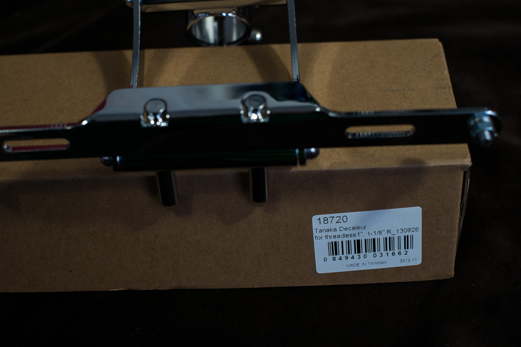 """Tanaka Holder Decaleur for ahead Front Bag Luggage Bags Holder 1/"""" 1 1//8/"""""""