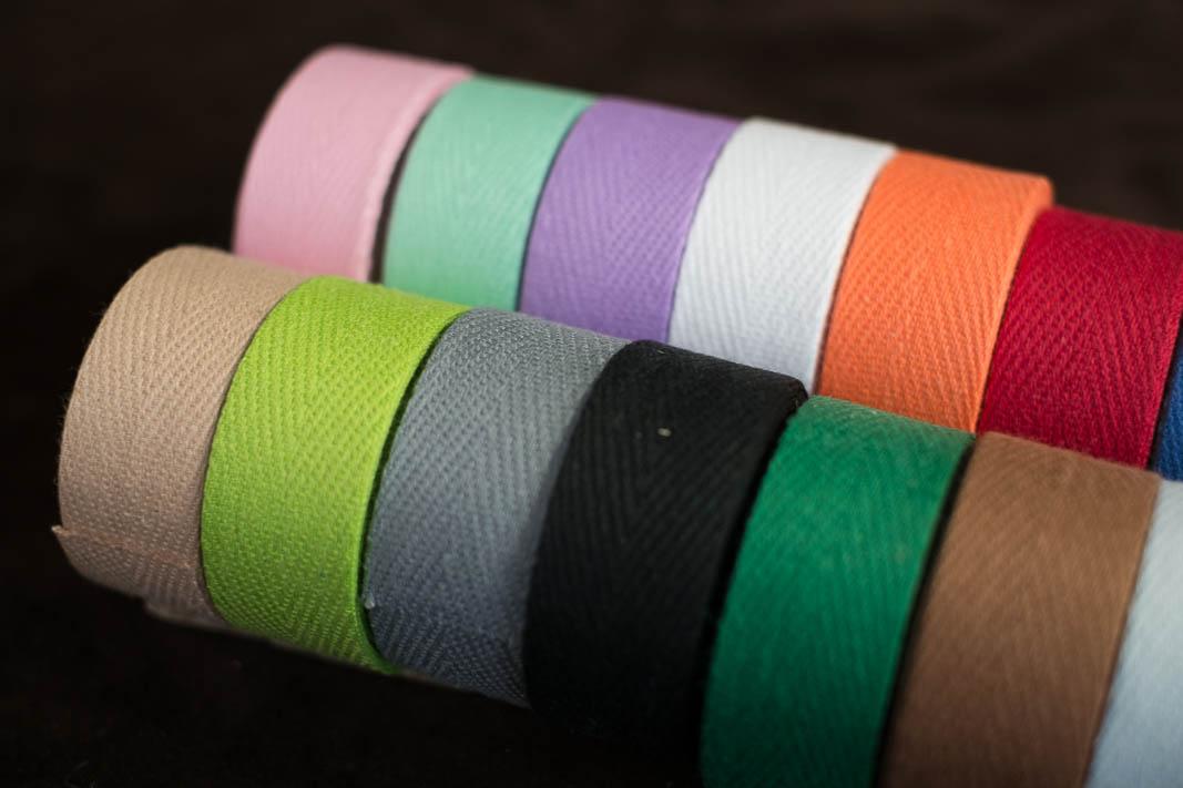"2x Velox *Tressostar 90* Textil Lenkerband /""Das Stärkste/"" alle Farben *Classic*"