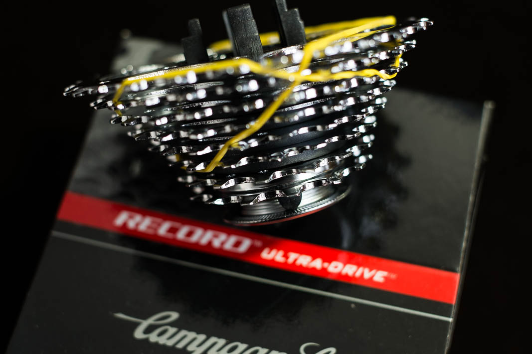 8 Speed Campagnolo RECORD 8s Speed Ultra Shift Drive Cassette 13-26 Exadrive