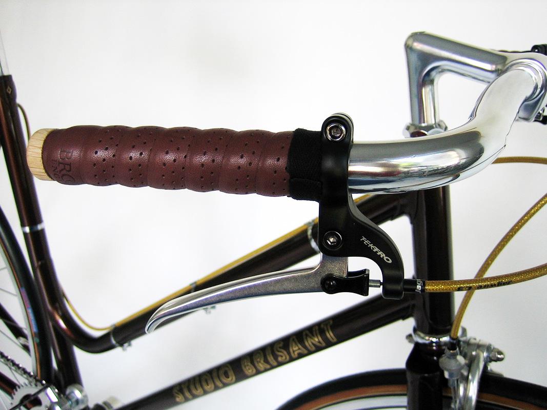 Tektro FL-750 Bremshebel Singlespeed Fixie Levers in silber oder schwarz